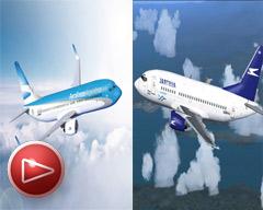 Por qué hay demoras y cancelaciones en Aerolíneas Argentinas y Austral