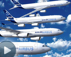 Aerolíneas incorpora treinta Airbus a su flota
