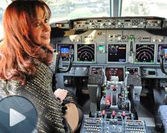 La inversión es parte de la política de nacionalización de Aerolíneas