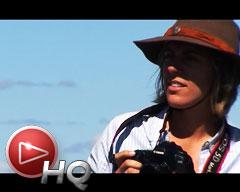 Una fotógrafa retrata la magia natural del Iberá
