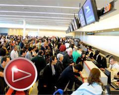 Por qué Aeroparque fue un caos durante 48 horas