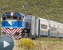 Avance ferroviario en Córdoba, Tucumán, La Pampa y Buenos Aires
