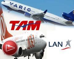 Gol se pone a la vanguardia del mercado aerocomercial brasilero
