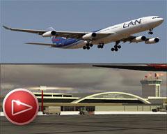 Polémica por las operaciones de LAN Perú en Rosario