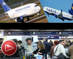 Binner le cobra una tarifa 30% más cara a Aerolíneas Argentinas en Santa Fe