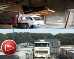 """Puerto de San Lorenzo: """"Camioneros denuncian que los usan como silos andantes"""