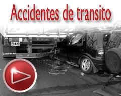 Accidentes de tránsito: Proyecto para mejorar los despertadores en las rutas