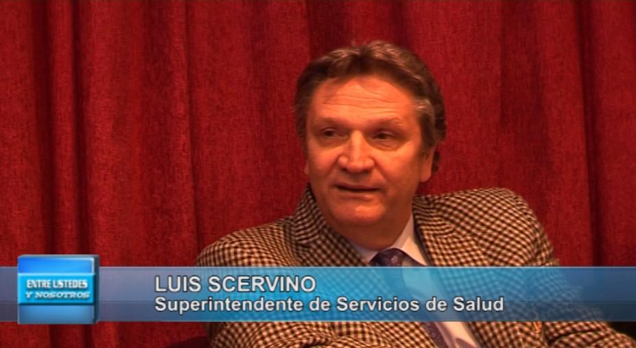 Entrevista exclusiva con el Dr. Luis Scervino | 2ªparte