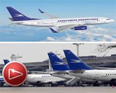 Aerolíneas Argentinas alcanzará los niveles de excelencia que quiere Cristina