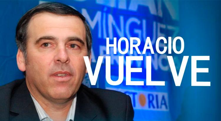 Horacio Vuelve | FPV – Necochea | Spot 2015