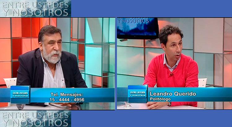 Claudio Bargach: El sistema electoral Argentino es un Sistema Obsoleto