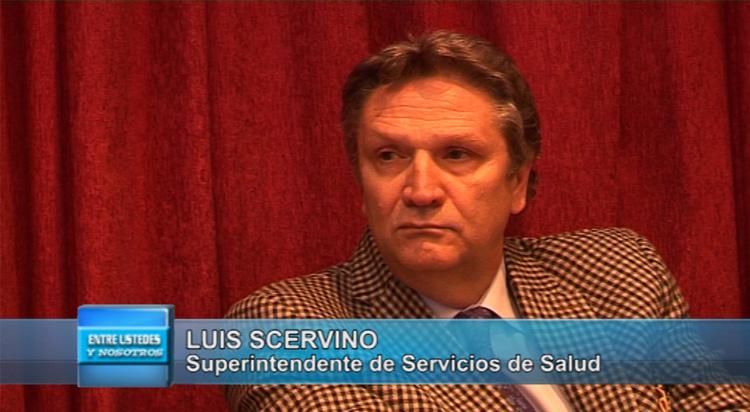 Entrevista exclusiva con el Dr. Luis Scervino